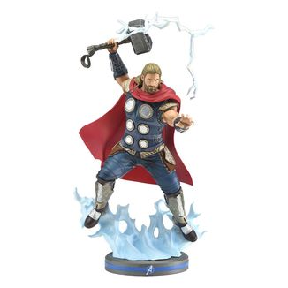 Figura Thor Vengadores 2020 Video Game Marvel Comics