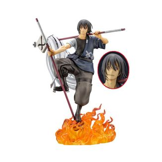 Figura Shinmon Benimaru Bonus Edition Fire Force ARTFXJ