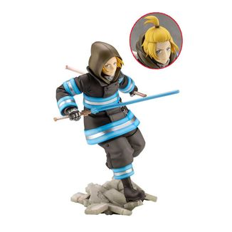 Arthur Boyle Bonus Edition Figure Fire Force ARTFXJ