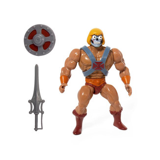 Robot He-Man Figure Masters of the Universe Vintage Collection