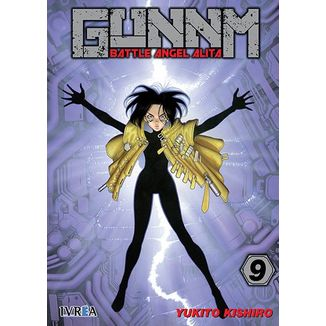 Gunnm (Battle Angel Alita) #09