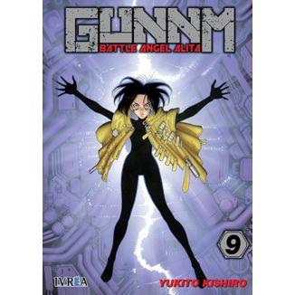 Gunnm (Battle Angel Alita) #09 (Spanish)