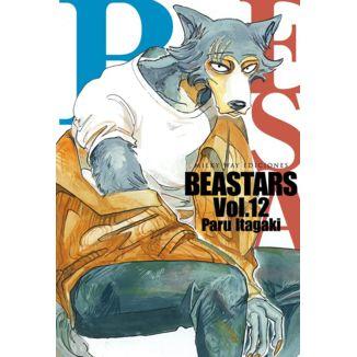 Beastars #12 (spanish) Manga Oficial Milky Way Ediciones