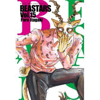 Beastars #15 (spanish) Manga Oficial Milky Way Ediciones