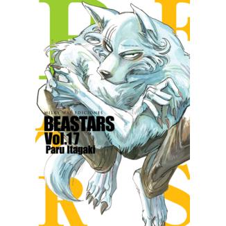 Beastars #17 Manga Oficial Milky Way Ediciones (Spanish)
