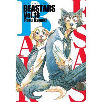 Beastars #18 Manga Oficial Milky Way Ediciones