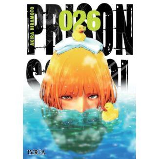 Prison School #26 (Spanish) Manga Oficial Ivrea