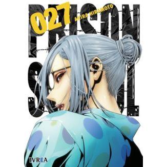 Prison School #27 Manga Oficial Ivrea