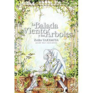 La Balada del Viento y los Árboles #03 Manga Oficial Milky Way Ediciones