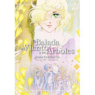 La Balada del Viento y los Árboles #08 (spanish) Manga Oficial Milky Way Ediciones