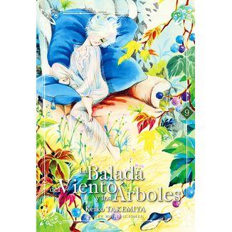 La Balada del Viento y los Árboles #09 Manga Oficial Milky Way Ediciones