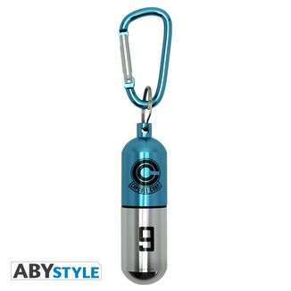 Capsule 3D Keychain Dragon Ball ABYstyle