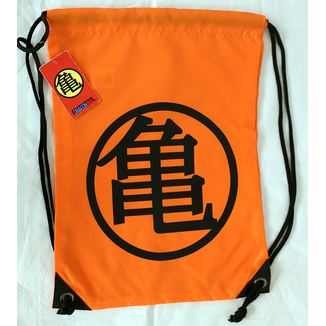 Bolso GYM Kanji Kame Dragon Ball Z