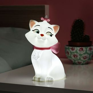 Lampara 3D Marie Aristogatos Disney