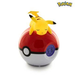 Pikachu Alarm Clock Lamp Pokemon 15 cm