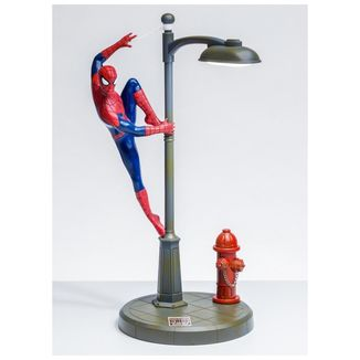 Lámpara 3D Spiderman Marvel Comics