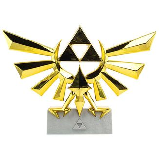 Hyrule Crest Light Lamp The Legend of Zelda *Damaged packaging*