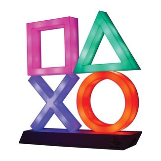 Playstation Lamp Icons XL