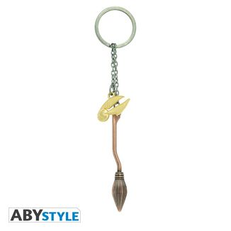 Nimbus 3D Keychain Harry Potter
