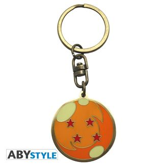 4 Star Ball Keychain Dragon Ball AbyStyle