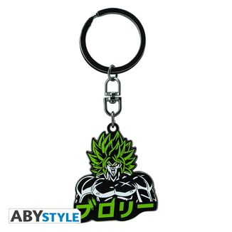 Broly Keychain Dragon Ball ABYstyle