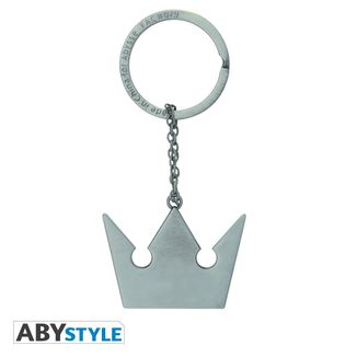 Emblem Crown Keychain Kingdom Hearts