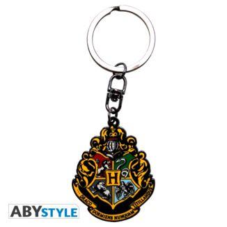Hogwarts Crest Keychain Harry Potter