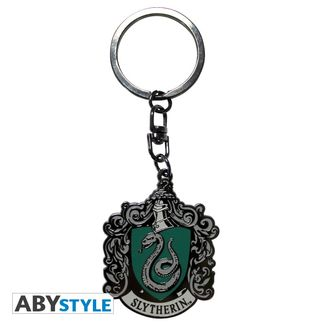 Slytherin Crest Keychain Harry Potter