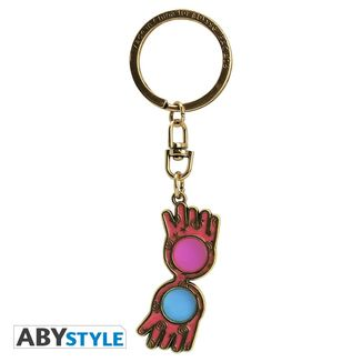 Luna Lovegood Glasses Keychain Harry Potter