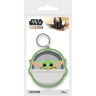 The Child Cradle Keychain Star Wars The Mandalorian