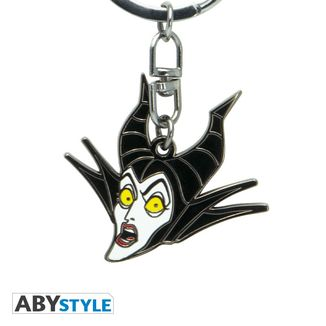 Malefica Keyring Sleeping Beauty Disney Villains