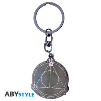 Deathly Hallows Keychain Harry Potter ABYstyle