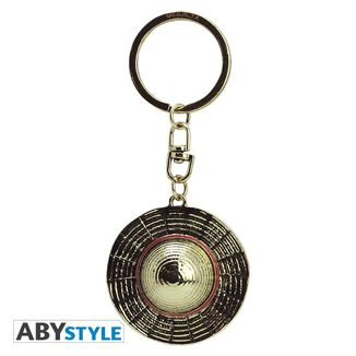 Luffy Straw Hat Keychain One Piece
