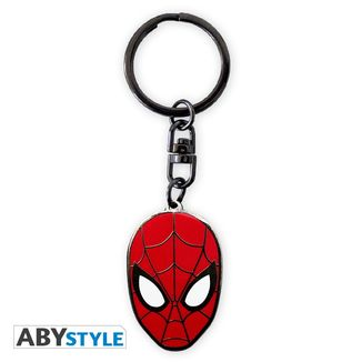 Llavero Spider Man face Marvel Comics