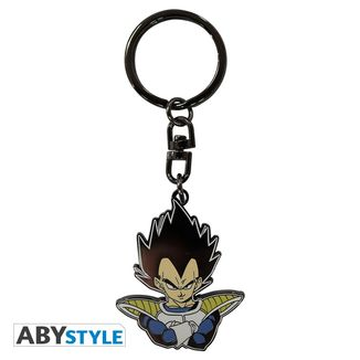 Llavero Vegeta Base ABYstyle Dragon Ball Z