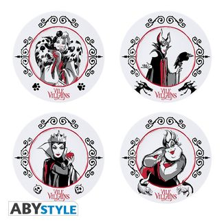 Disney Villains Dishes