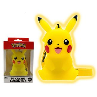 Pikachu Pokemon Mini Led Lamp