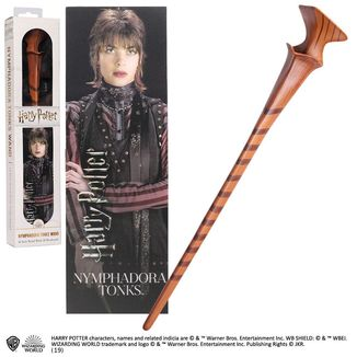 Nymphadora Tonks Magic Wand And 3D Bookmark Harry Potter