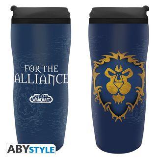 Alliance Travel Mug  World of Warcraft