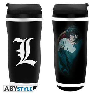 L Travel Mug Death Note