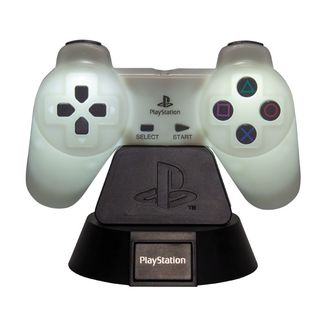 Lampara 3D Playstation Controller Icon Light