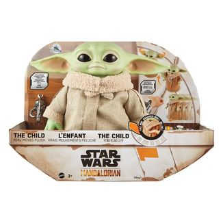 Radio Control Plush The Child Grogu Star Wars The Mandalorian 28 cms