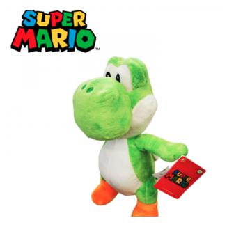 Peluche Yoshi 34cm Super Mario