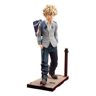 Figura Katsuki Bakugo Uniform Ver My Hero Academia