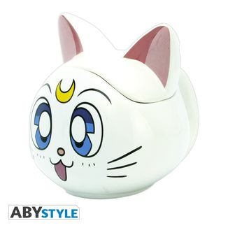 Artemis 3D Mug Sailor Moon