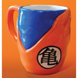 Taza 3D Goku Gi Dragon Ball Z