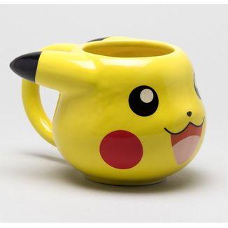 Taza 3D Pikachu Pokémon