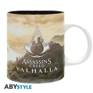 Valhalla Landscape Mug Assassin's Creed