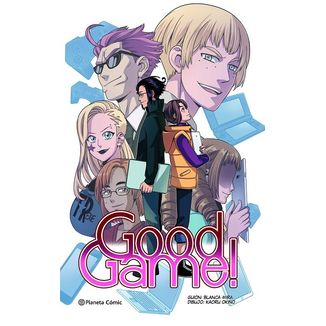 Good Game Manga Oficial Planeta Comic (Spanish)