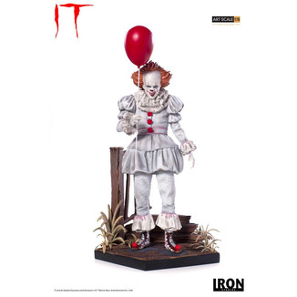 Pennywise Stephen King's It 2017 Figure Deluxe Art